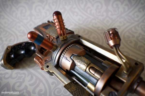 Hyperxp - Steampunk Weapons