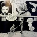 In comic books the walking dead compendium one glenn proposing