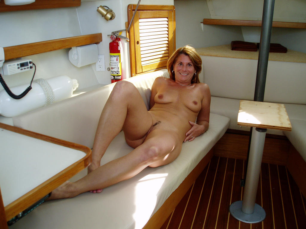 naked on boats tumblr