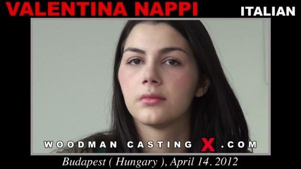 Valentina Nappi per Woodman Casting