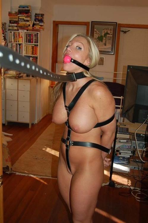 bondage harness tumblr