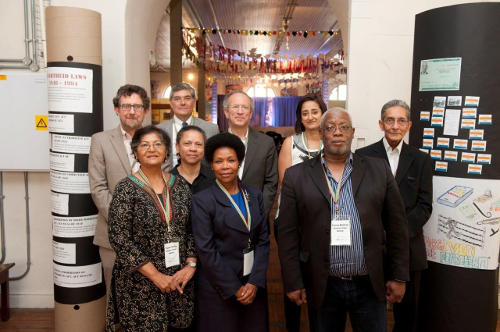 2014 - Constitutionalism Fund Launched OSF-SA 25 years in South Africa