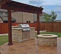 BBQ Grill, Fire Pit and Patio | Remodeling Contractor ...