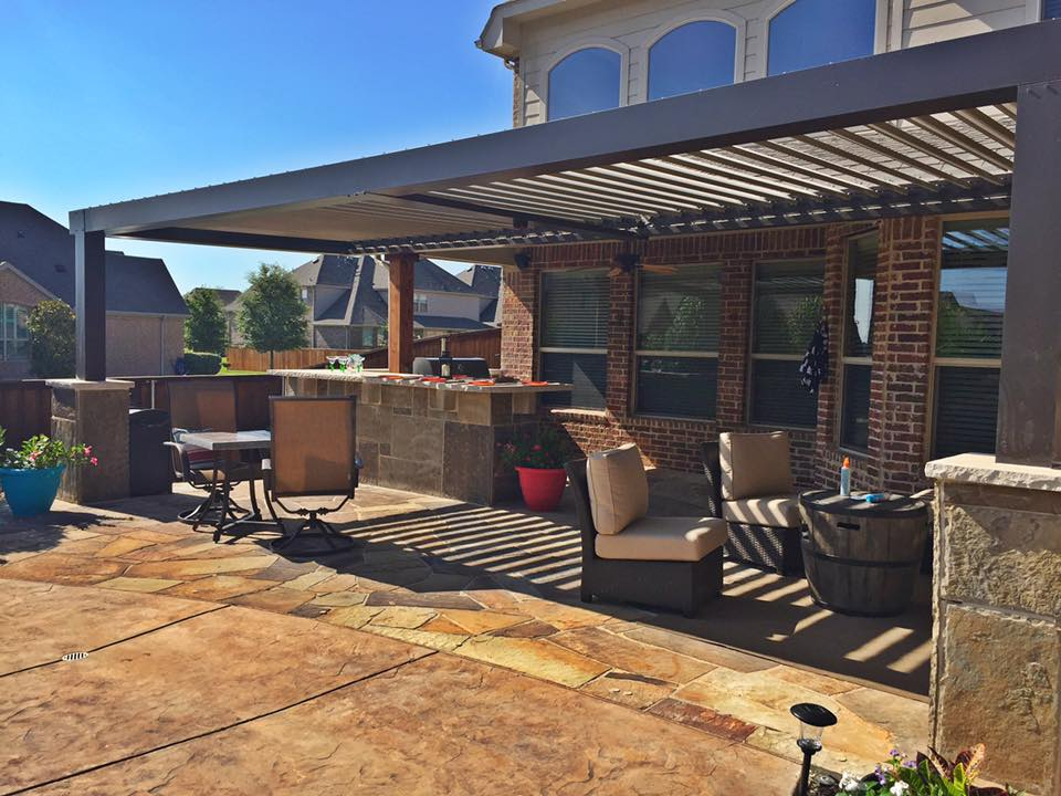 Stone Bbq And Patio  Remodeling Contractor  Complete