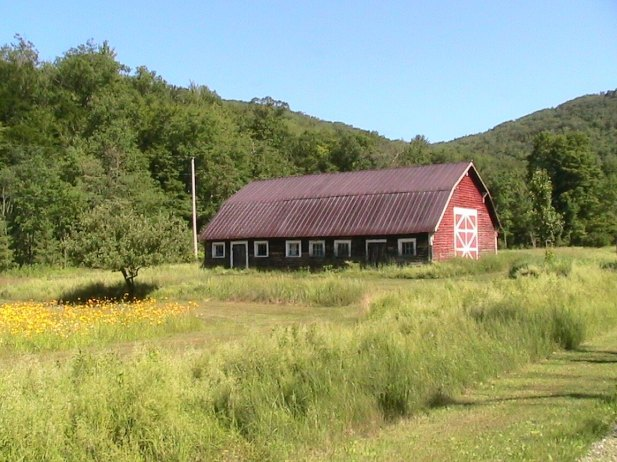 Lincoln Lane Barn