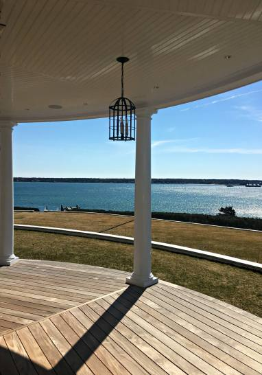 Porch Over The Sound