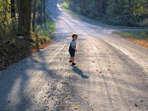 First Steps on a Road Less Traveled