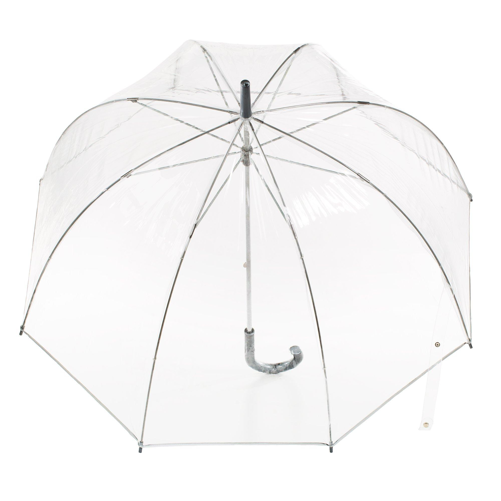 Totes Women S Clear Bubble Umbrella