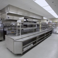 Commercial Kitchen Flooring Cabinets Doors For Sale Industrial Food Industry