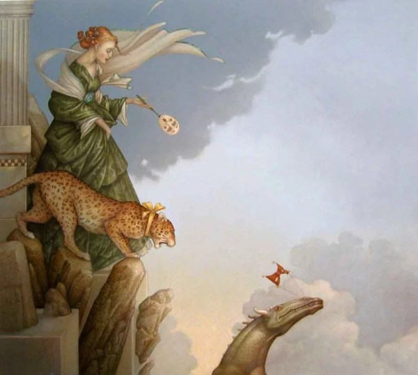 Fearless Michael Parkes Marcus Ashley