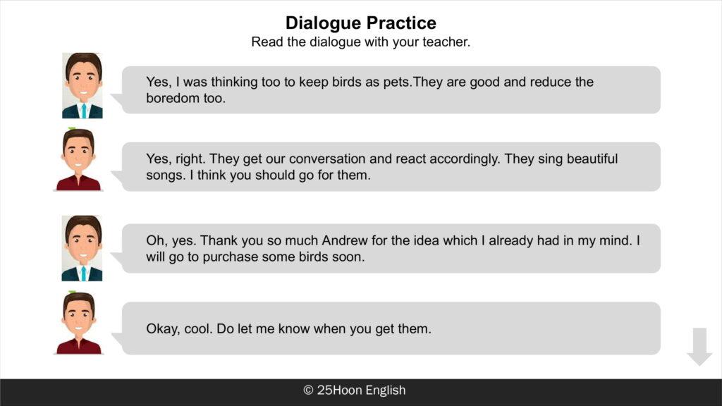 Conversation 29-25Hoon