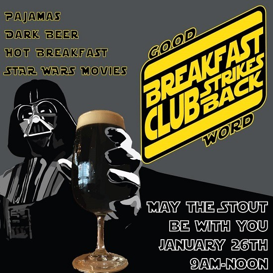 Good Word Breakfast Club Strikes Back Jan 2019 Saturday