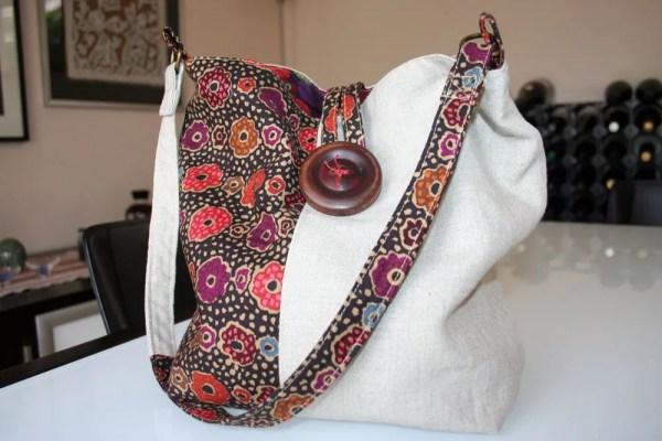 my new Autumn Hand Bag