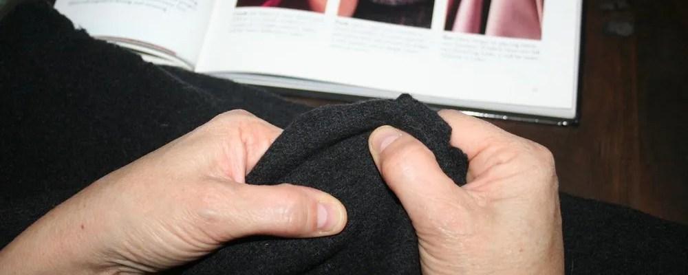 V8940 | Tailoring Moshe's Coat – part 1