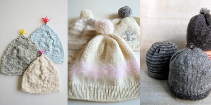 Purl Bee - Newborn Hats