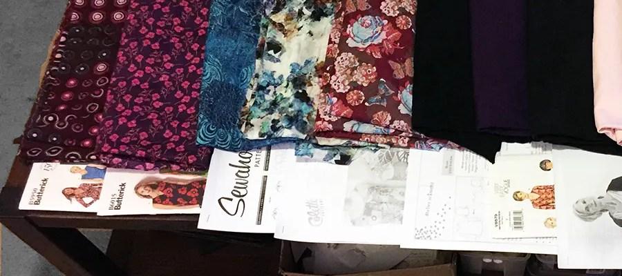 A New Spring Wardrobe