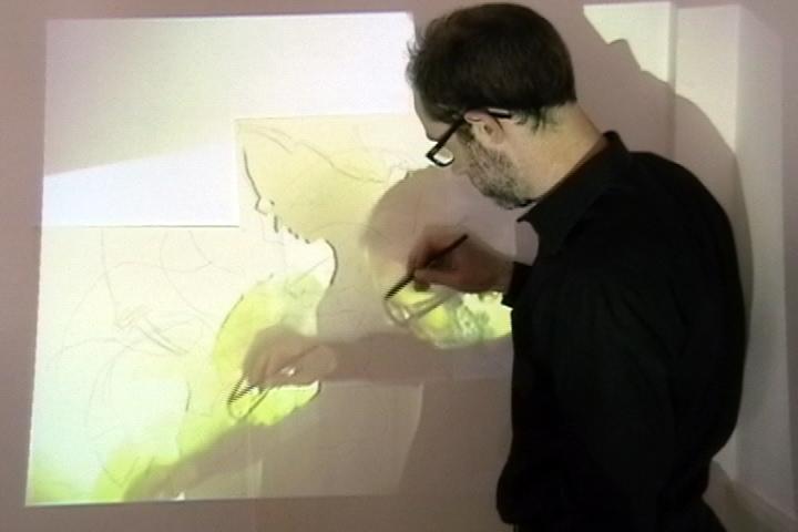 Wall Drawing 3, Toby Lloyd