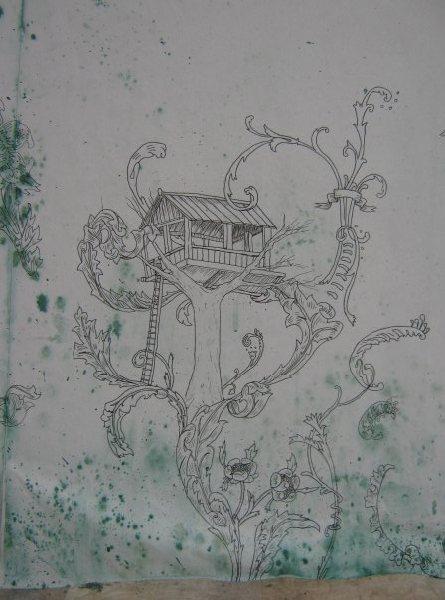 Iris Priest, Treehouse