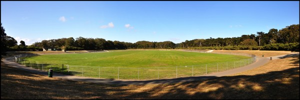 Golden Gate Park at Polo Fields