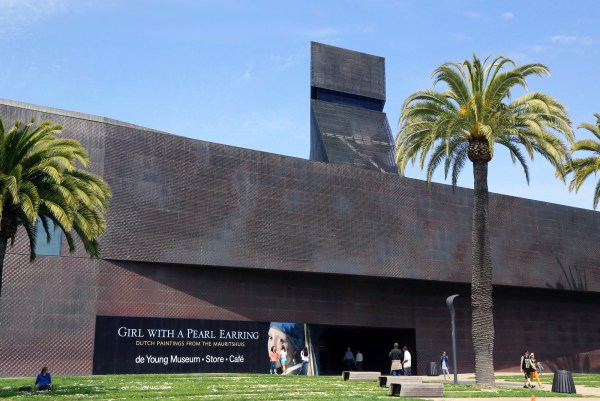 De Young Museum In Golden Gate Park