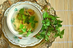peppermint, peppermint tea, fat loss, stop sugar cravings, how to stop sugar cravings instantly
