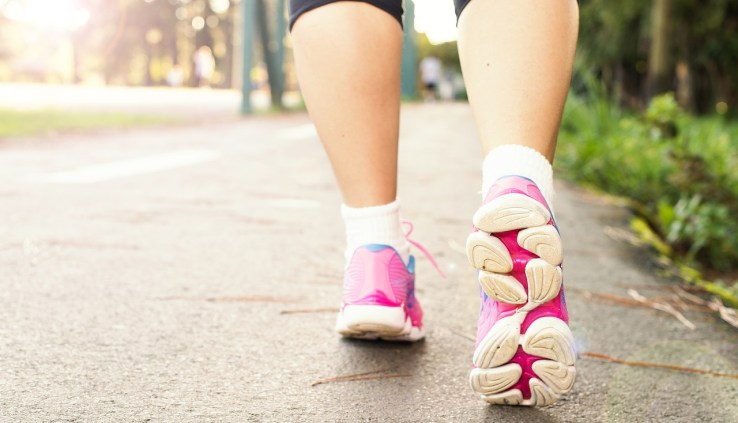 brisk walking burns fat, how much brisk walking to do to burn fat, walking, brisk walking, exercise