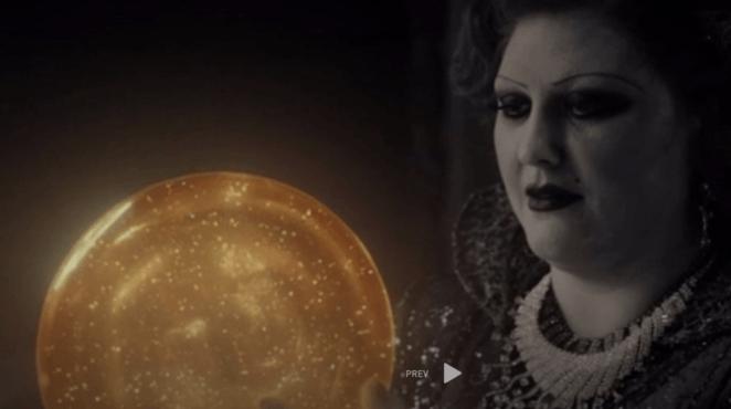 The birth of Laura Palmer
