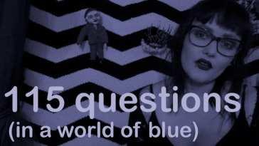115 Twin Peaks questions header by Gisela