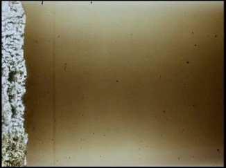 Blurred film from The Art Life, David Lynch