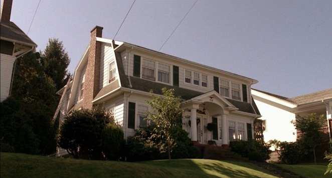 palmer house exterior