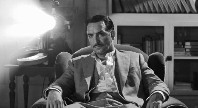 "George Valentin (Jean Dujardin) in <em>The Artist </em>(2011), directed by <span class=""irc_su"" dir=""ltr"">Michel Hazanavicius</span>."