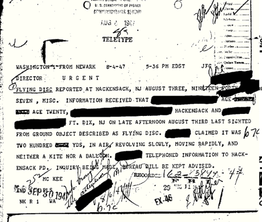 Typed message from Secret History of Twin Peaks