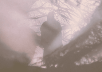 a mystery figure in the woods twin peaks