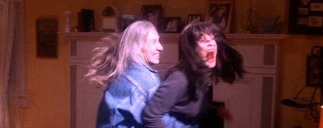 Bob attacks Maddy Ferguson