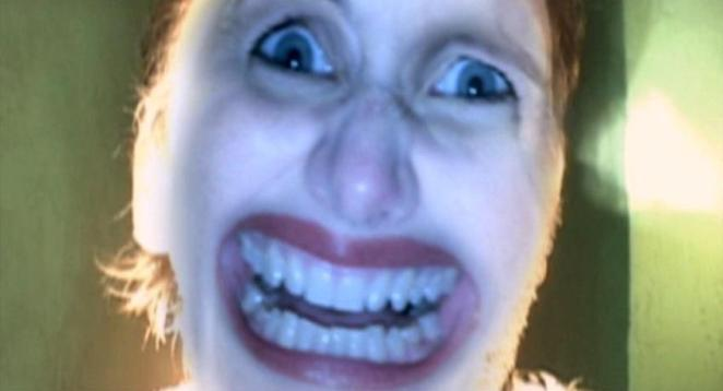 Nikki Grace Inland Empire terrifying grin