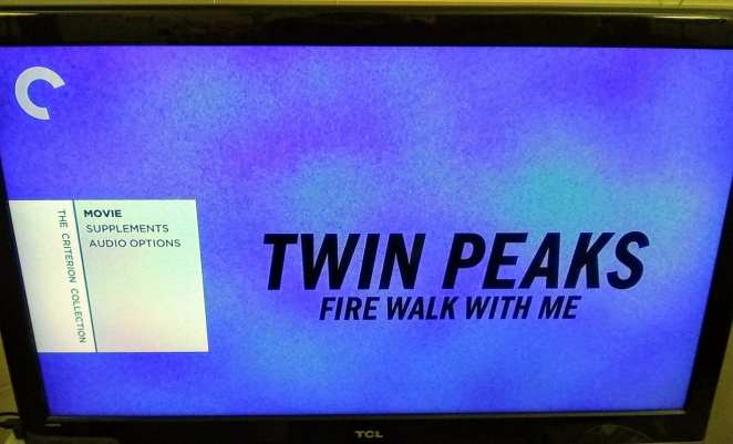Title Card for Twin Peaks: Fire Walk With Me
