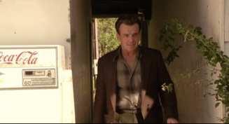 Leland Palmer arrives at the Red Diamond Motel