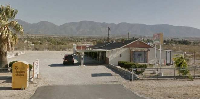 Motel Pearblossom California