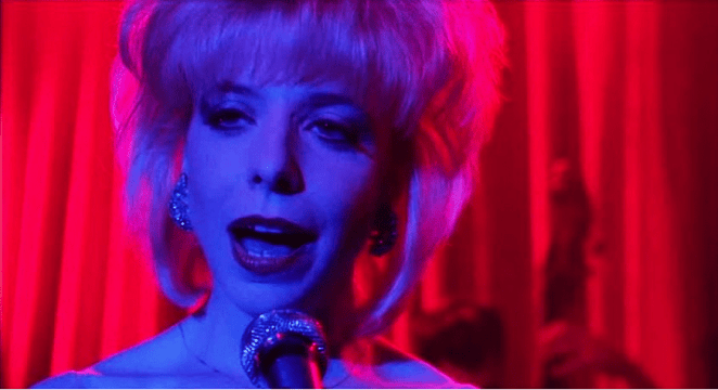 Julee Cruise sings Questions in a world of blue