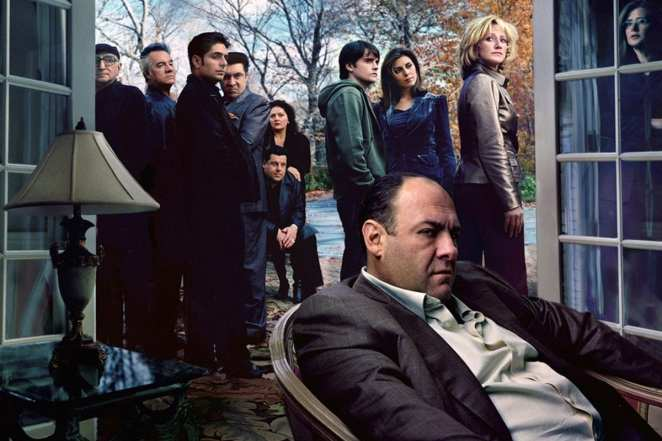 the cast of the sopranos