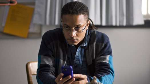 Brandon Jay McLaren as Bennet Ahmed in The Killing