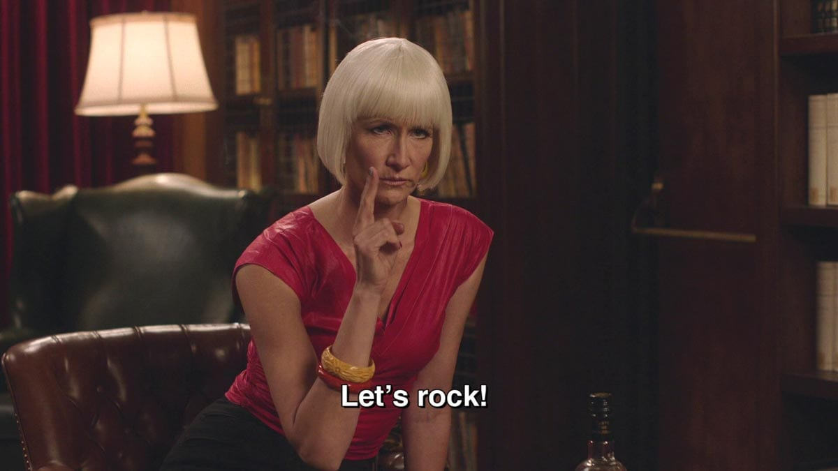 diane lets rock
