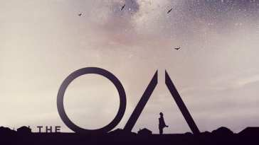 The OA title screen