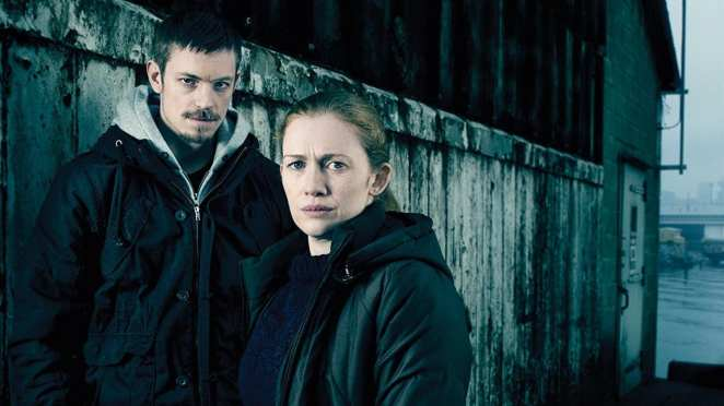 Linden and Holder lead all four seasons of The Killing
