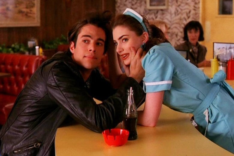 Shelly Johnson in the RR DIner