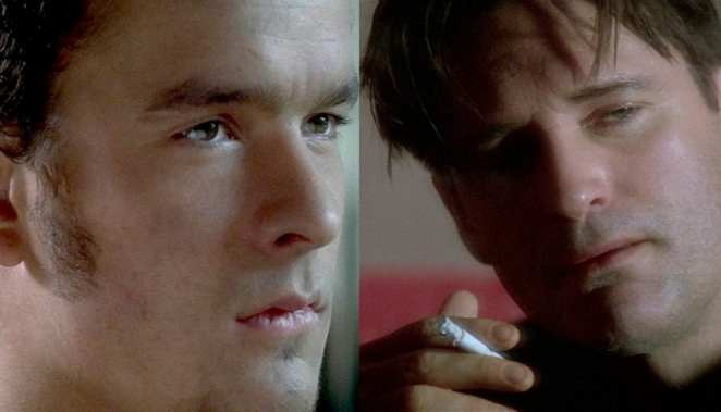 fred and pete in Lost Highway played by Balthazar Getty and Bill Pullman