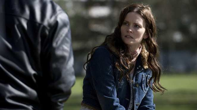 Jamie Anne Allman as Terry Marek in The Killing