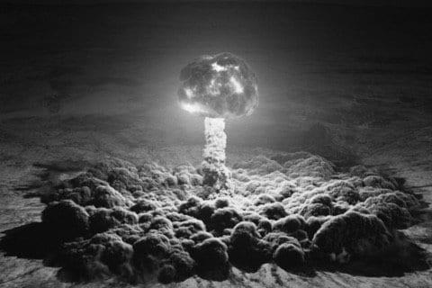 Trinity bomb test twin peaks