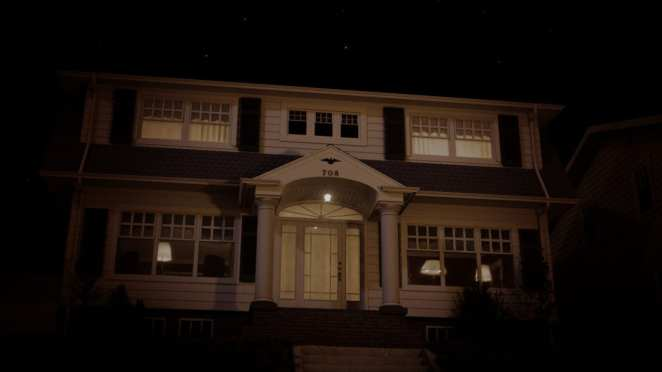 The House is made by Jason O Toole which will be available only in an exclusive DLC for The Archivist:VR