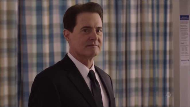 I am The FBI says Dale Cooper
